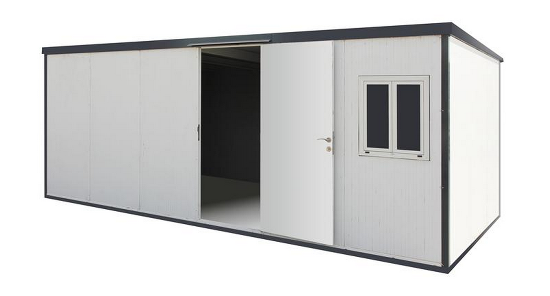 Duramax 30872 22' x 10' Insulated Building