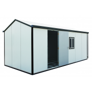 Duramax 30552 16' x 10' Gable Top Insulated Building